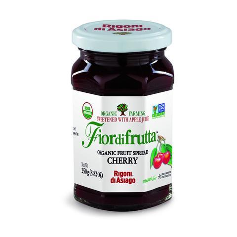 Fiordifrutta Organic Fruit Spread Cherry