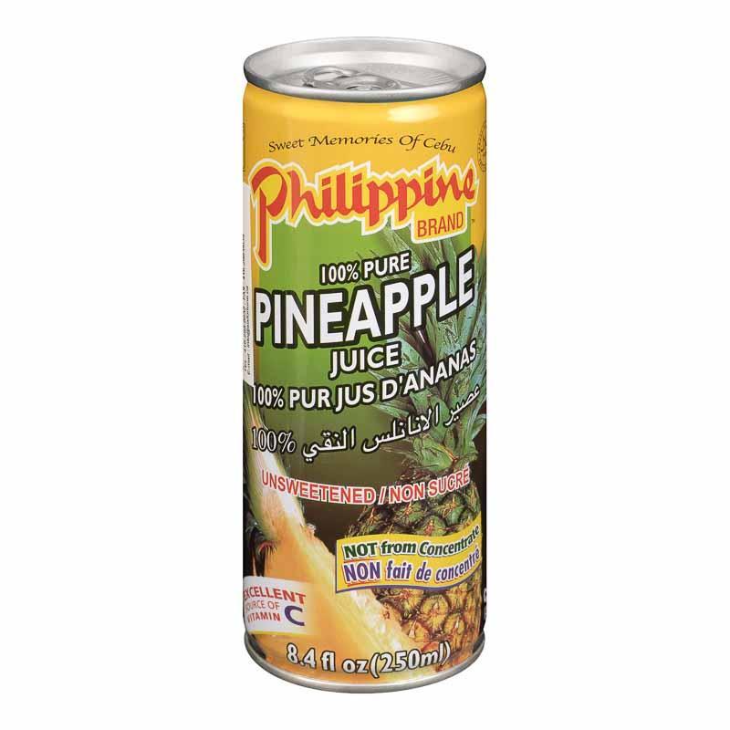 100% Pure Pineapple Juice