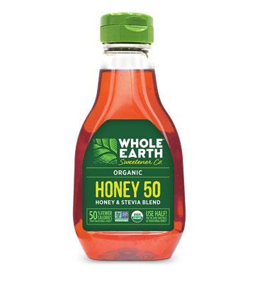 Whole Earth Sweetener Honey 50