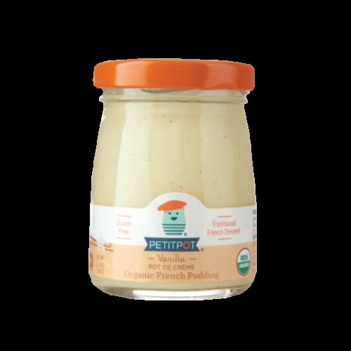 Pots de crème : Madagascar Vanilla