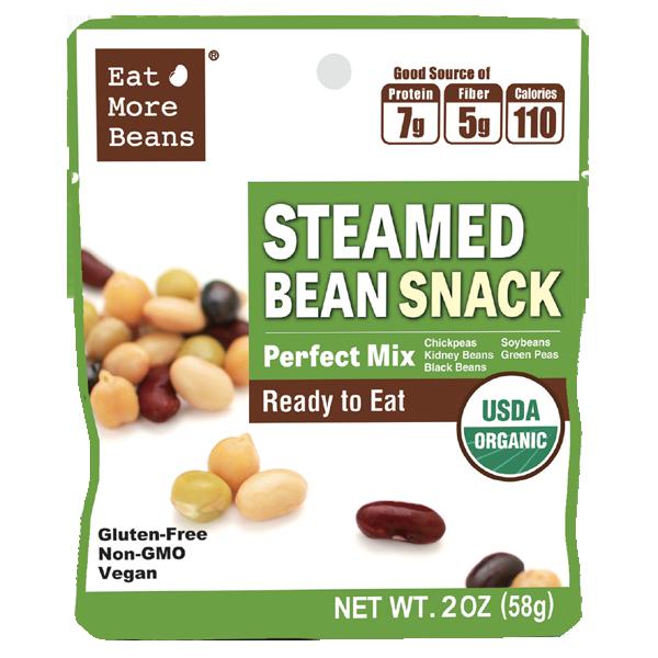 Steamed Bean Snack