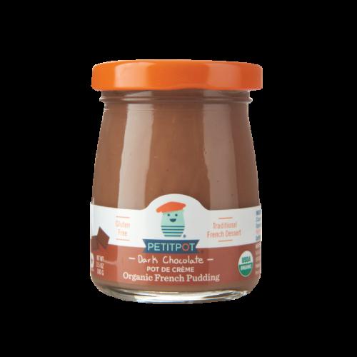 Pots de crème : Dark chocolate