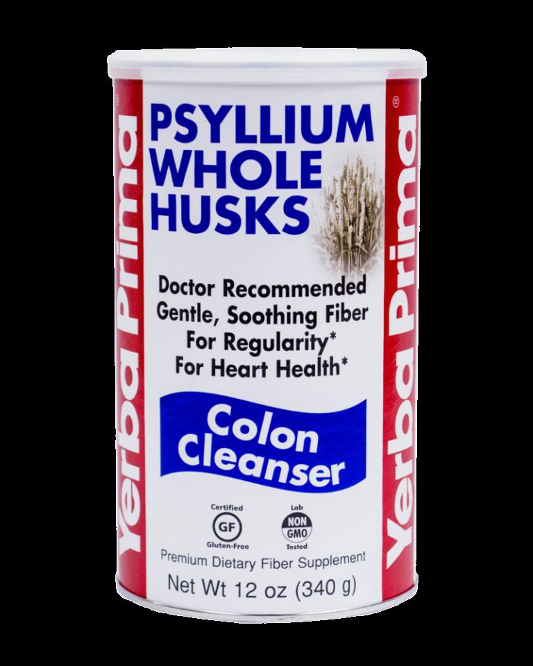 Psyllium Whole Husks Colon Cleanser