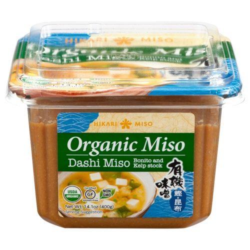 Organic Miso Dashi Miso