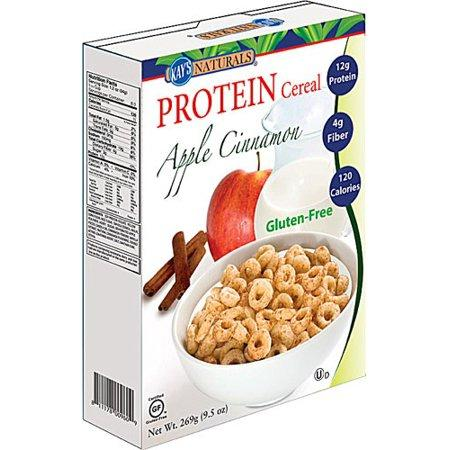 Apple Cinnamon High-Protein Gluten-Free Cereal