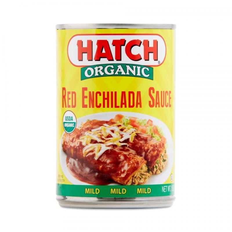 Red Enchilada Sauce - Mild