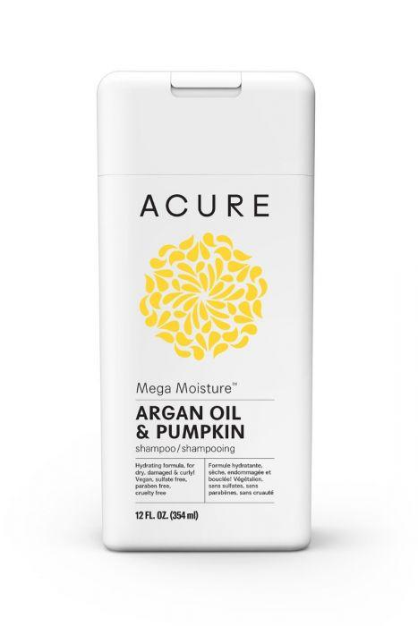 Shampoo, Argan Oil & Pumpkin