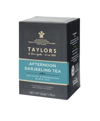 Afternoon Darjeeling Tea