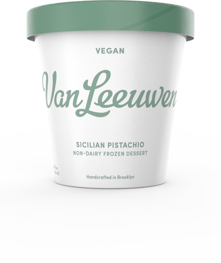 Non-dairy Frozen Dessert - Vegan - Sicilian Pistachio