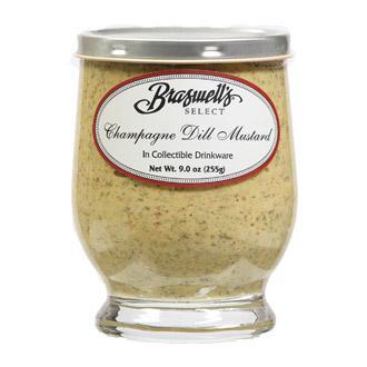 Champagne Dill Mustard