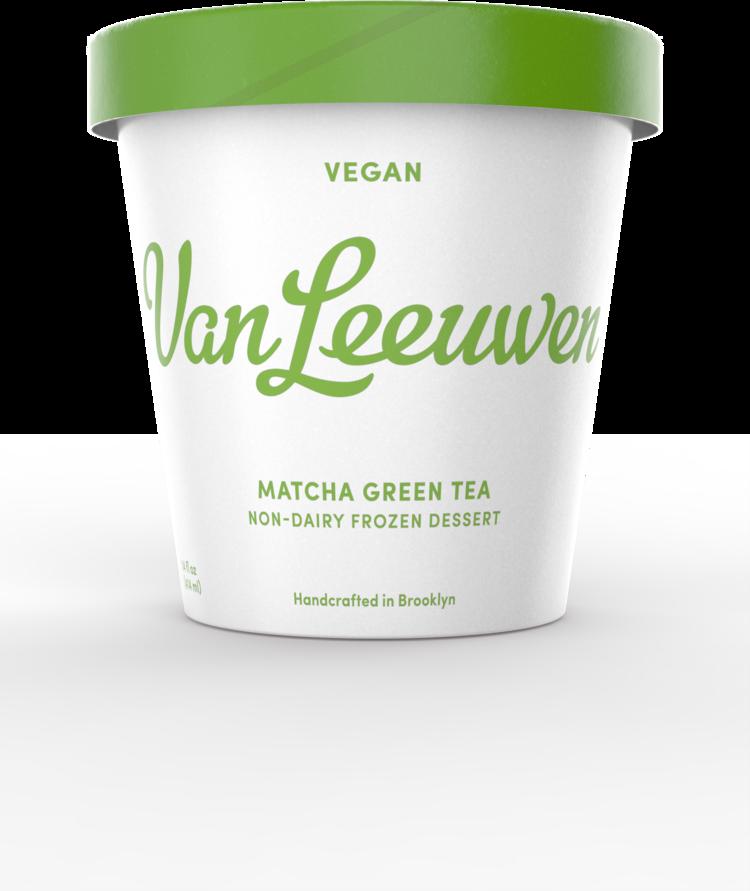 Non-dairy Frozen Dessert - Vegan - Matcha Green Tea