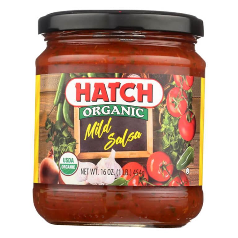 HATCH Organic Salsa (Mild)