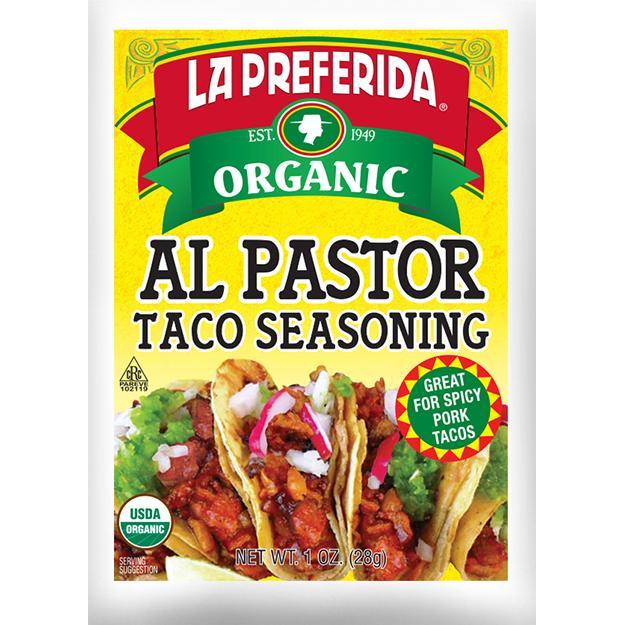 Organic Al Pastor Taco Seasoning