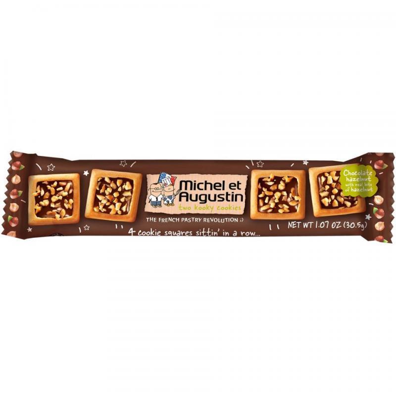 Chocolate Hazelnut With Real Bit Of Hazelnut