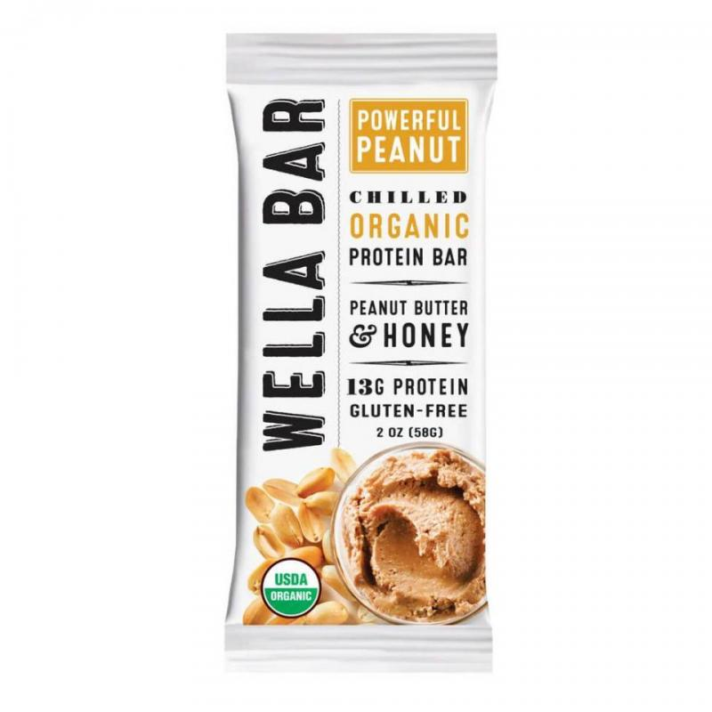 Chilled Organic Protein Bar - Powerful Peanut