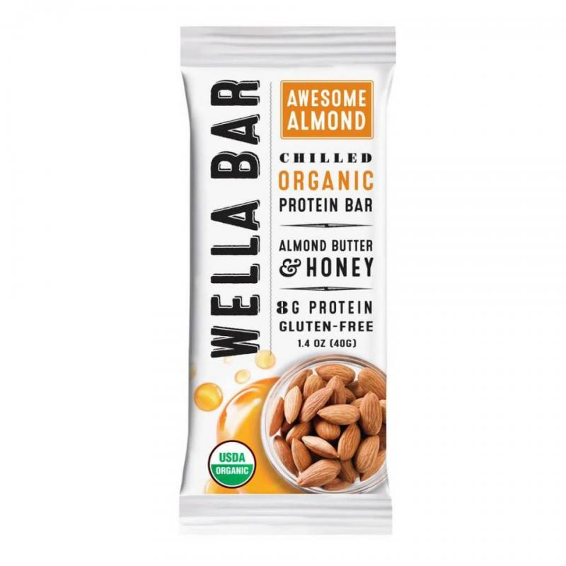 Chilled Organic Protein Bar - Awesome Almond