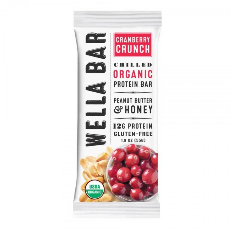 Chilled Organic Protein Bar - Cranberry Crunch