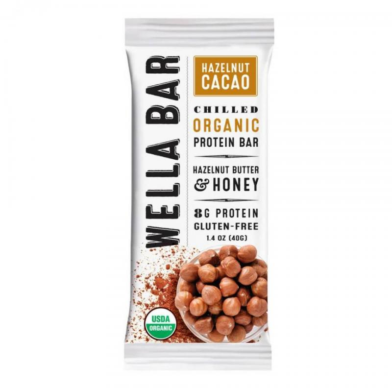 Chilled Organic Protein Bar - Hazelnut Cacao
