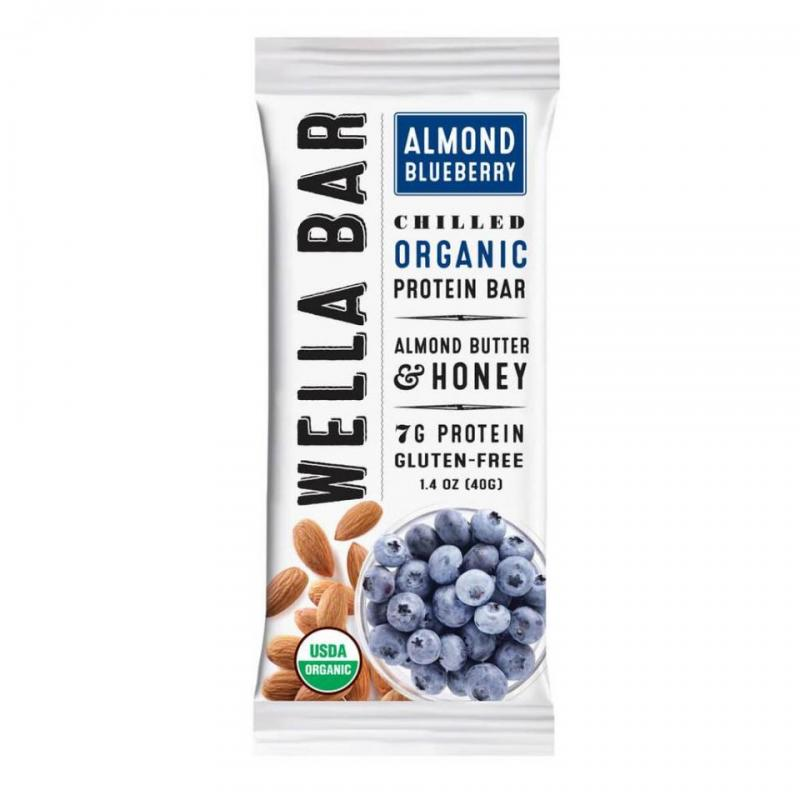Organic Chilled Protein Bar - Almond Blueberry