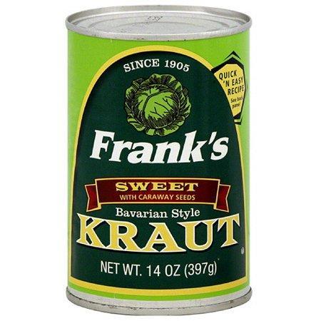 Bavarian Style Kraut