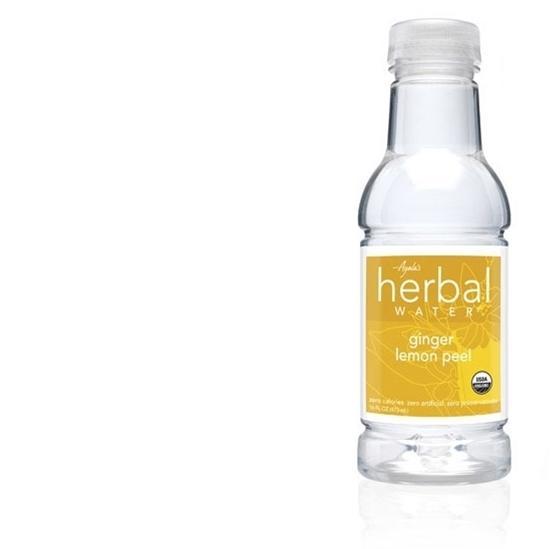 Still Ginger Lemon Peel Herbal Water