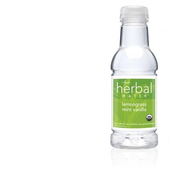 Still Lemongrass Mint Vanilla - Herbal Water