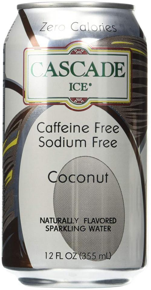 Organic Sparkling Water - Coconut
