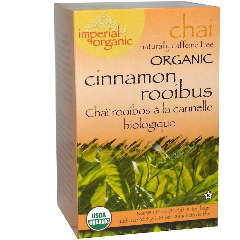 Imperial Organic - Organic Cinnamon Rooibos Chai