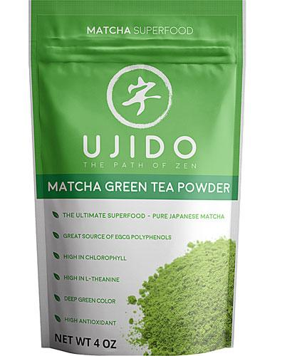 Matcha Green Tea Powder -- 4 oz