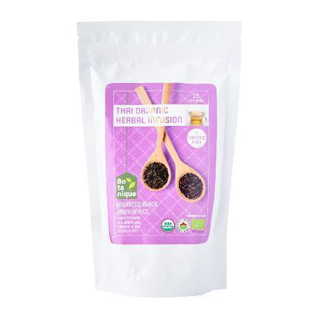 Roasted Black Jasmine Rice Tea Bags