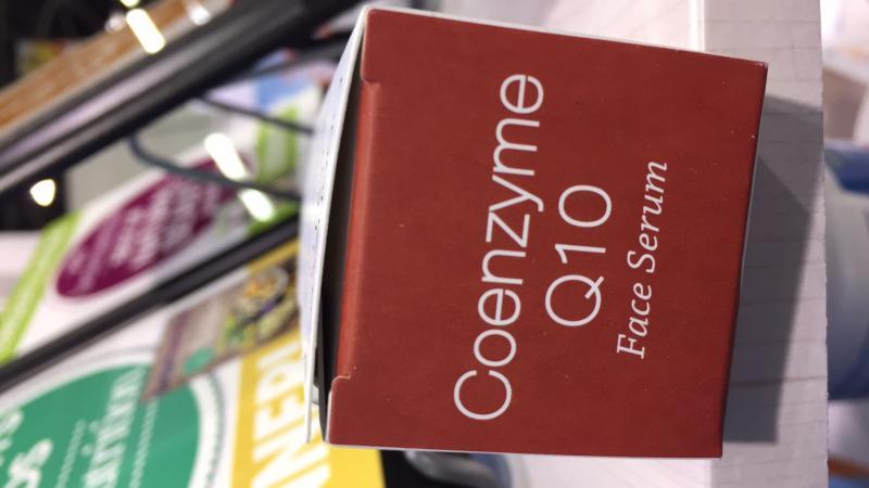 Coenzyme Q10 Face Serum