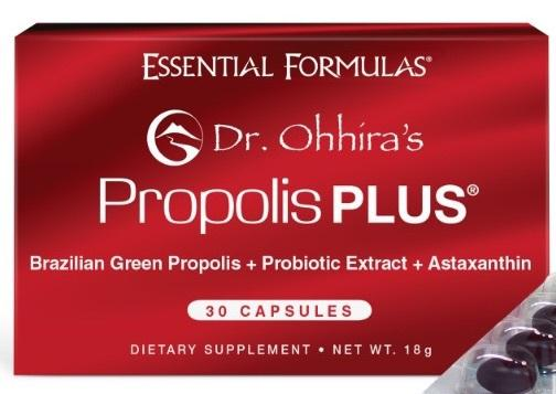 Dr. Ohhira's Propolis Plus Dietary Supplement