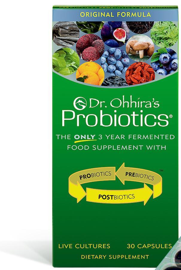 Probiotics, Prebiotics, Postbiotics Dietary Supplement
