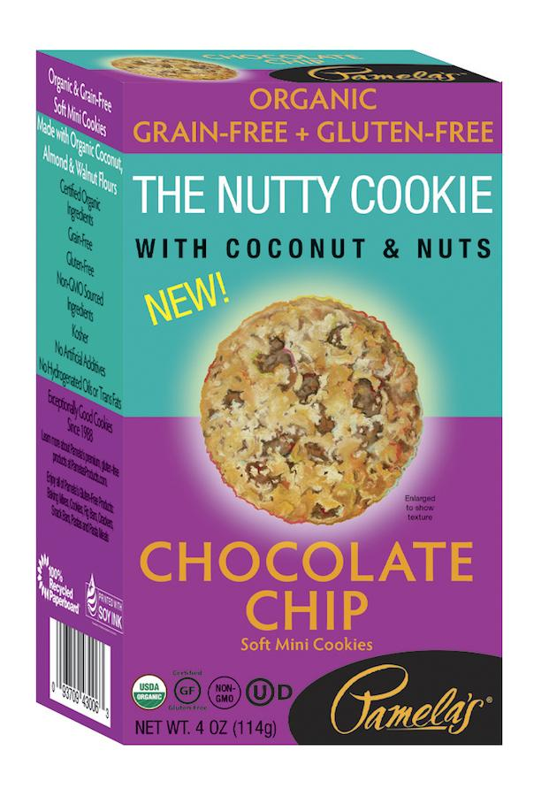 The Nutty Cookie With Coconut & Nuts