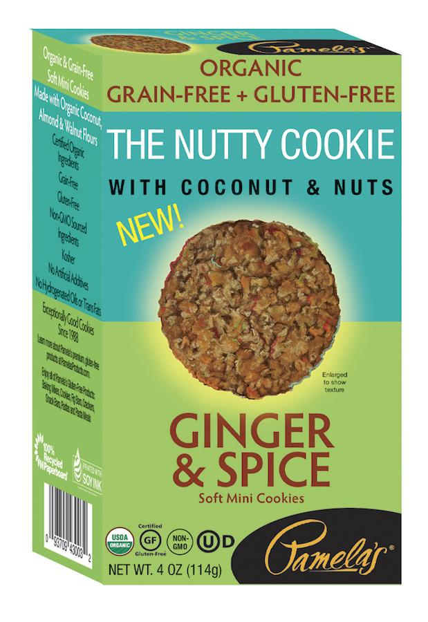 The Nutty Cookie