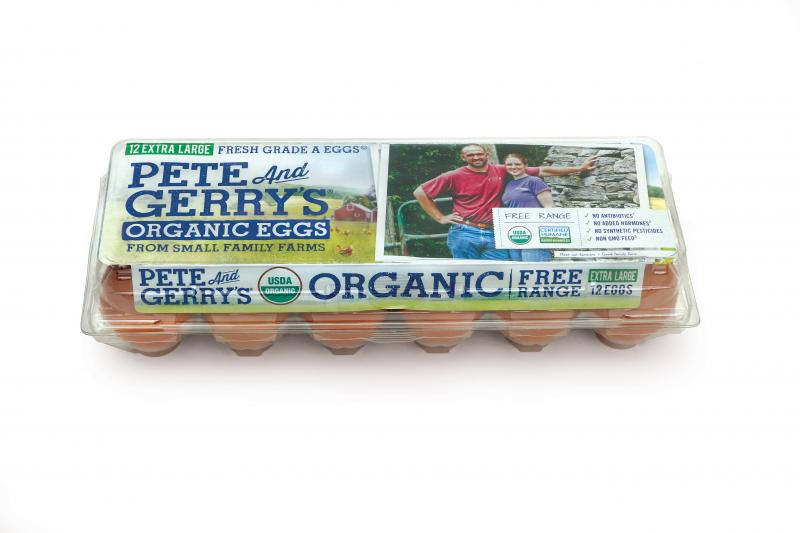 Extra Large Organic Fresh Grade A Eggs
