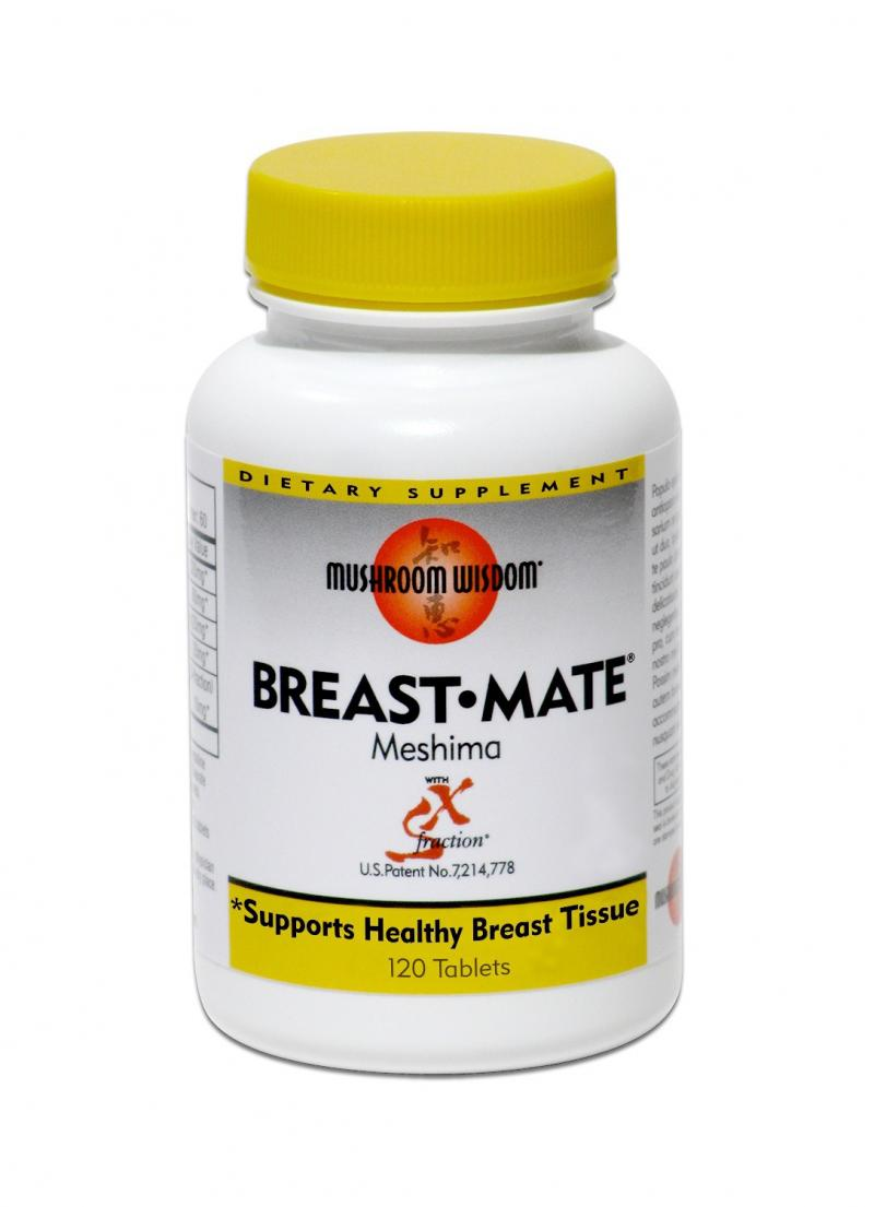 Meshima Supports Healthy Breast Tissue* Dietary Supplement