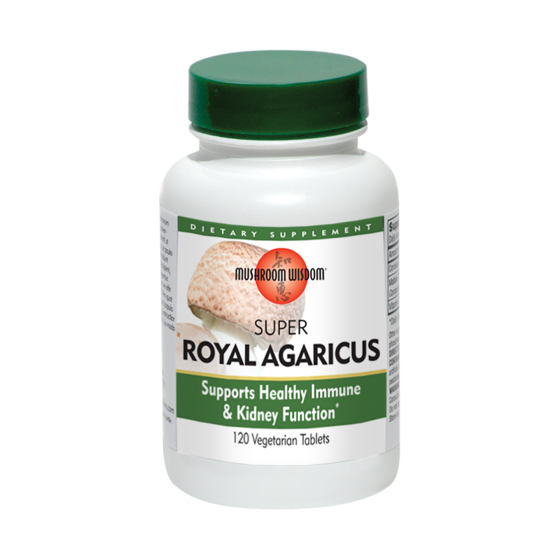 Super Royal Agaricus Dietary Supplement