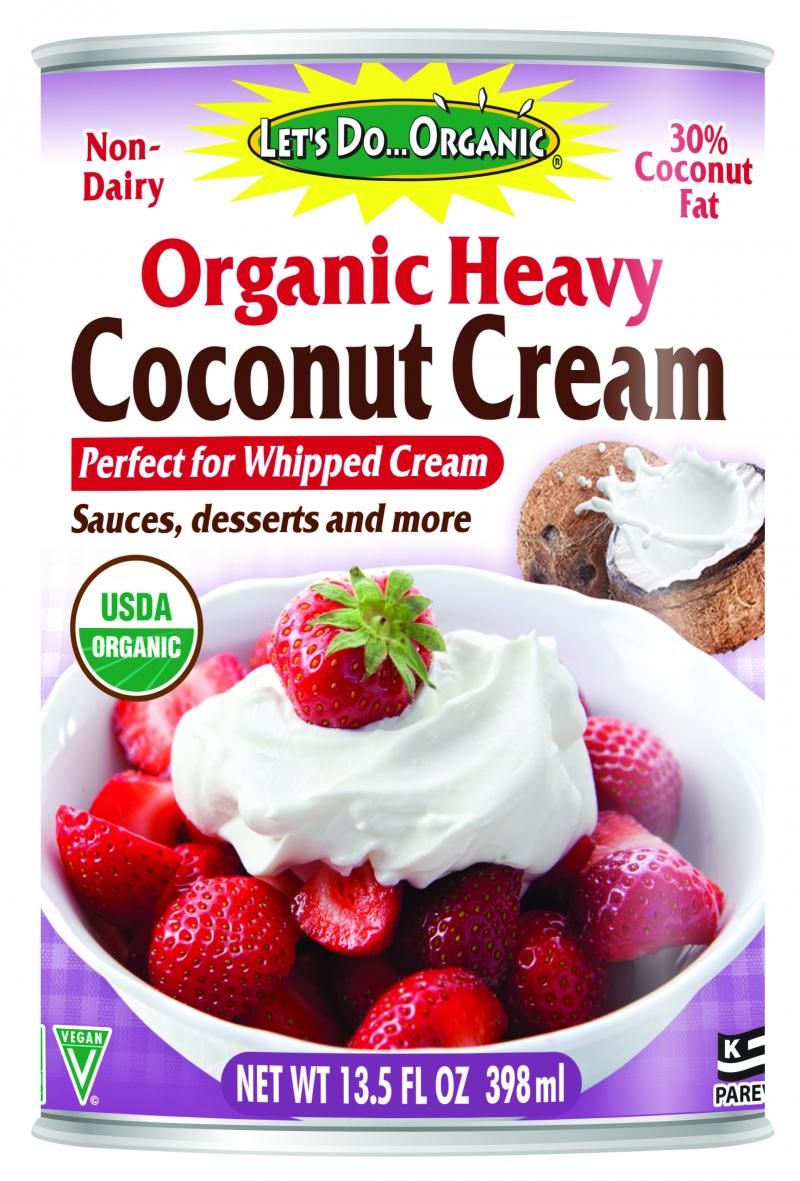 Organic Heavy Cream