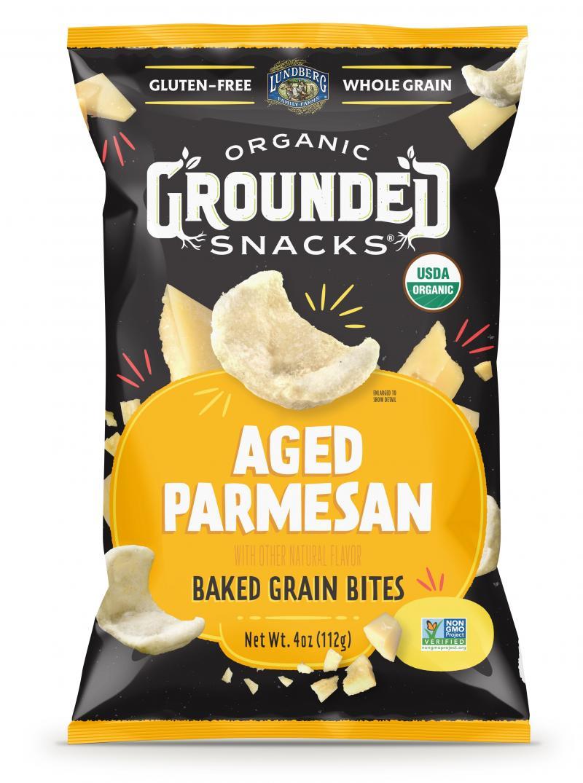 Baked Grain Bites