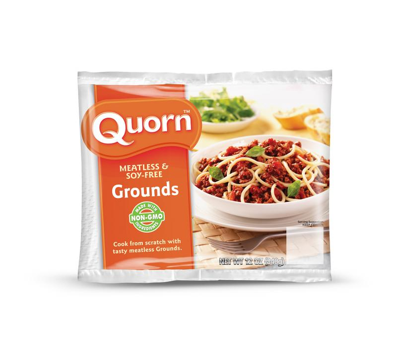 Meatless & Soy-free Grounds