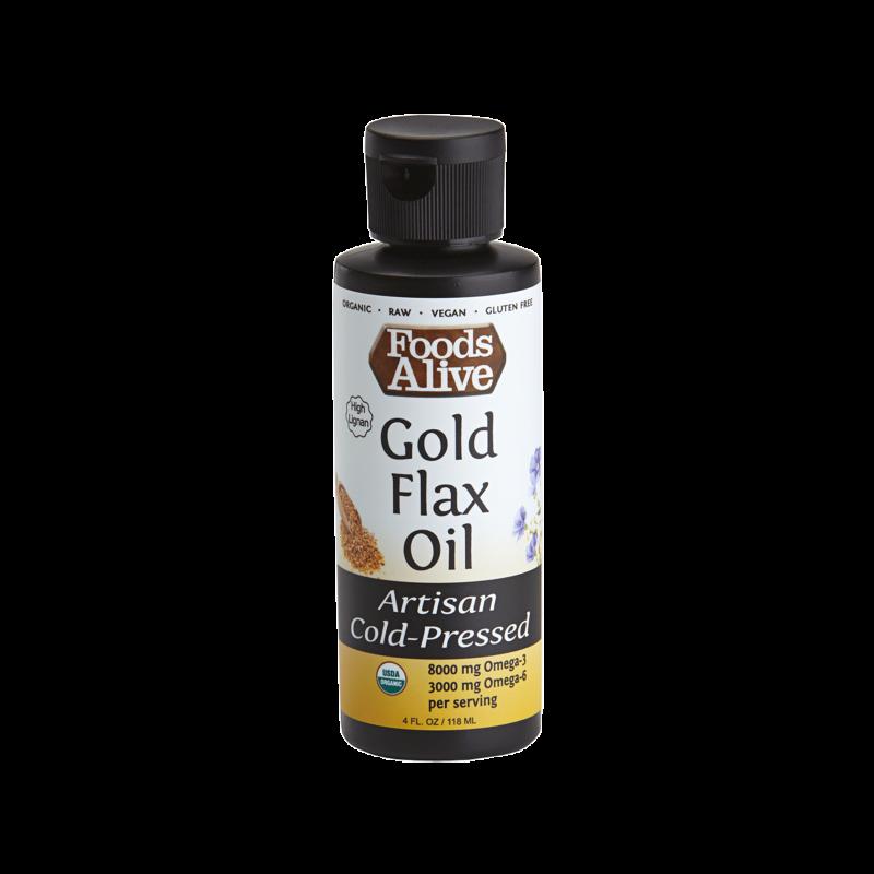 Gold Flax Oil