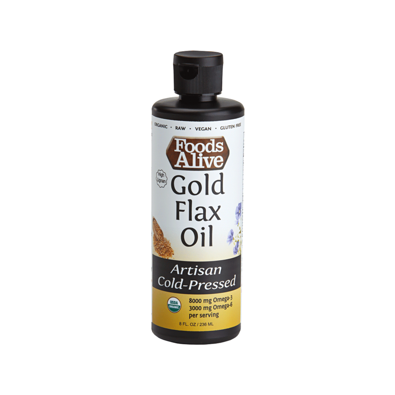 Gold Flax Oil