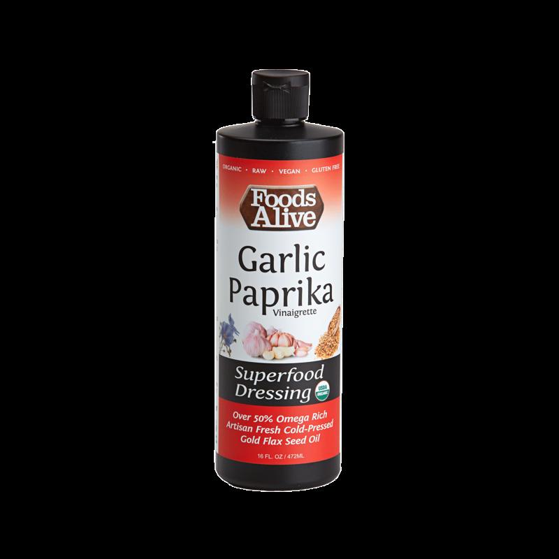 Garlic Paprika