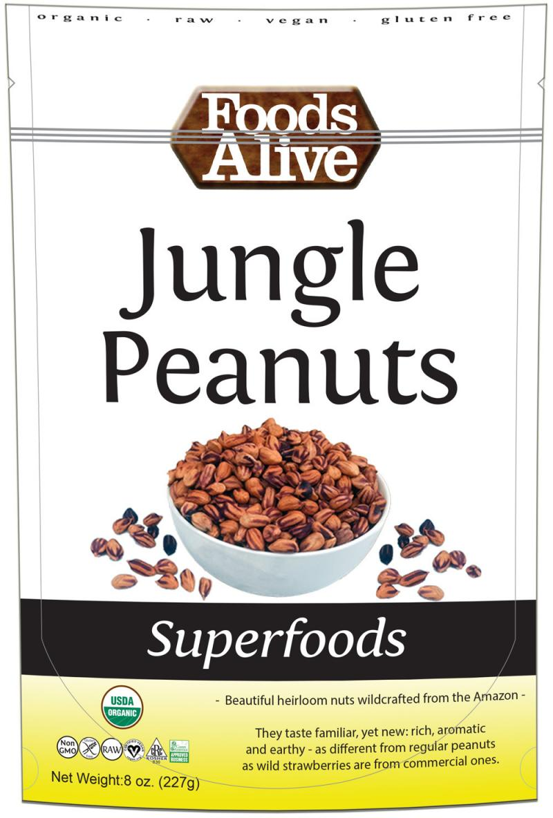 Jungle Peanuts