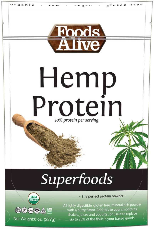 Hemp Protein Superfoods