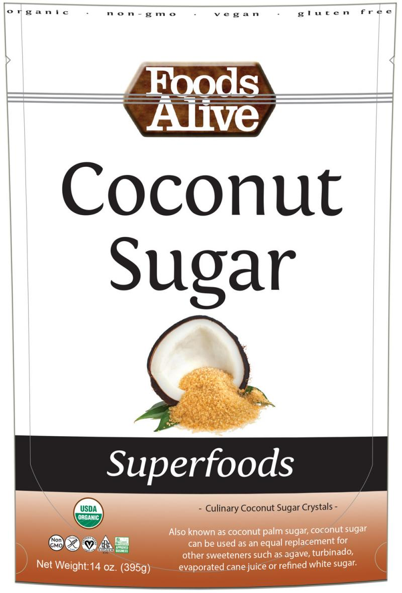 Coconut Sugar Superfoods