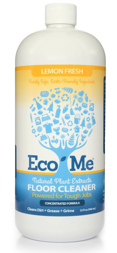 Natural Plant Extracts Floor Cleaner, Lemon Fresh