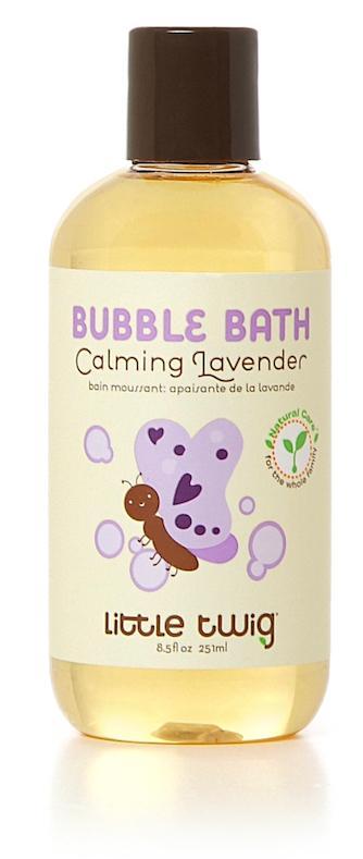 Calming Lavender Moisturizing Bubble Bath