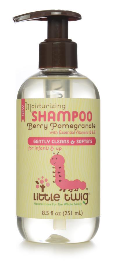 Moisturizing Shampoo For Infants & Up, Berry Pomegranate